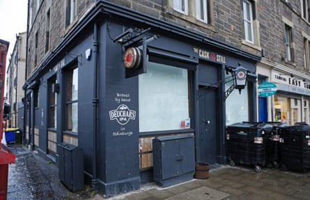 The Volunteer Arms pub on Leith Walk has been reinvented as the Cask and Still.