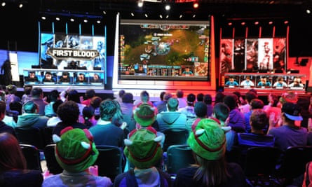 Pro Gaming Tournament Attempts To Limit Gay And Transgender Players Games The Guardian