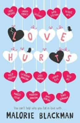 Love Hurts edited by Malorie Blackman