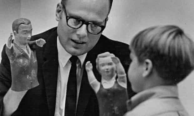 Family counsellor in Colorado, USA, in 1969
