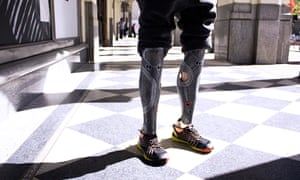 So stylish: accessories for prosthetic limbs by McCauley Wanner and Ryan Palibroda.