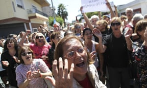 alberto nisman funeral argentina