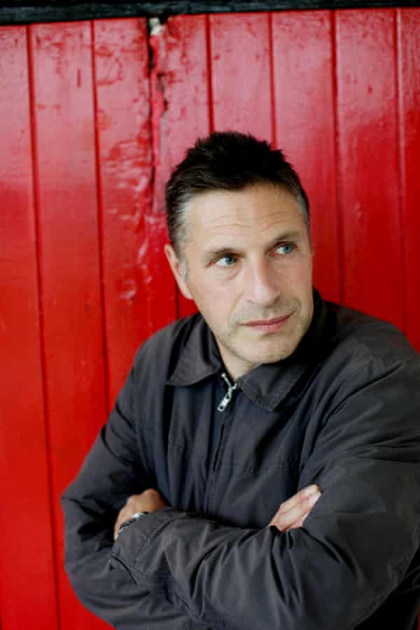 18th AUG -LEWES:  Club ownership/fans trust story.  Owner of Lews (Conference South)  Patrick Marber (co writer of Alan Partridge and a top playwright)  story about takeover of  non-league club .( Photo by Graeme Robertson)