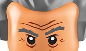 Lego Doctor Who