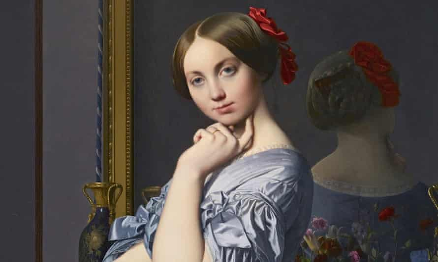 Ingres Comtesse d'Haussonville