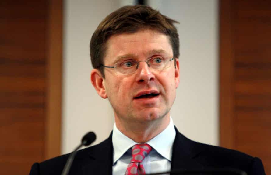Greg Clark, minister for universities