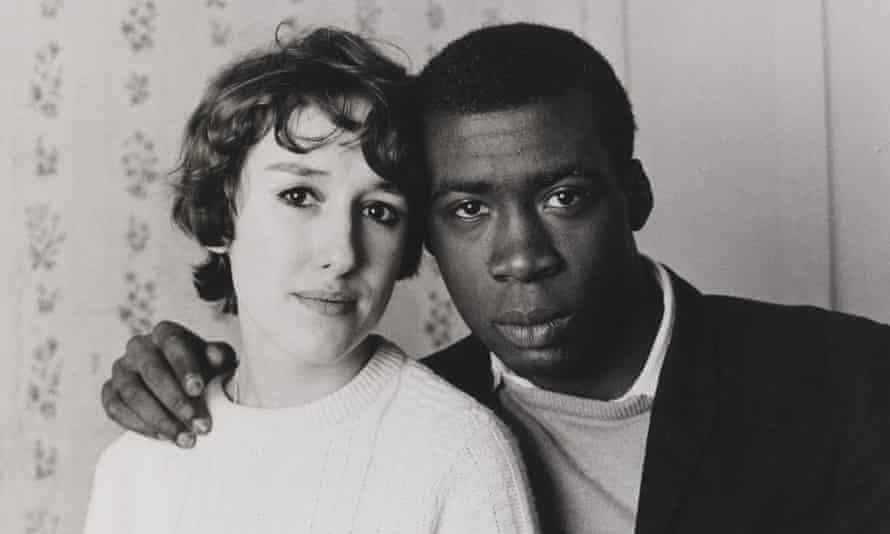 Notting Hill couple, 1967. 'Merely posing for this picture might have seemed like a statement of defiance back in the 1960s,' says Matthew Ryder.