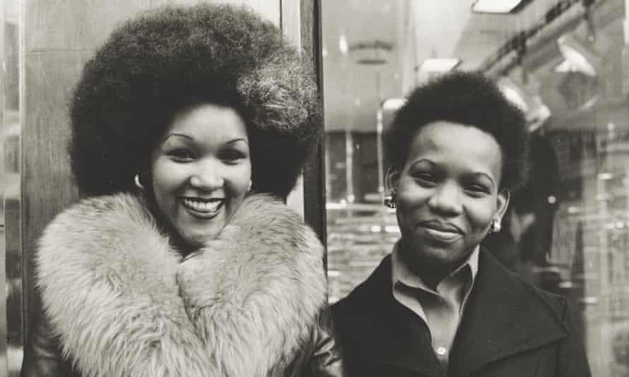 High Street  Kensington, 1976.