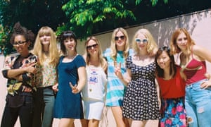 Kate Nash's LA Girl Gang
