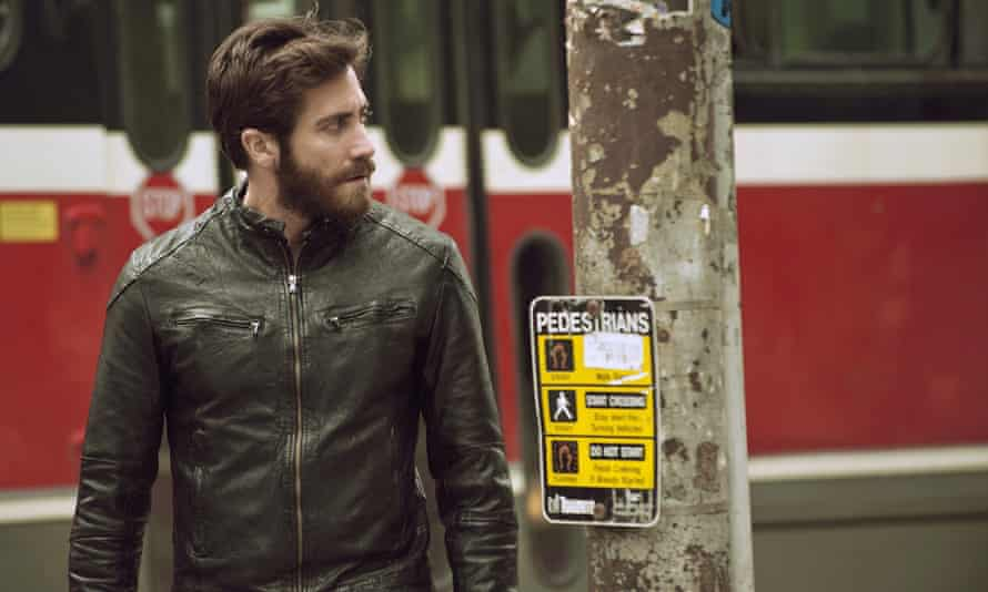 Jake Gyllenhaal in Enemy: 'a deft depiction of simultaneous bewilderment and corruption'.