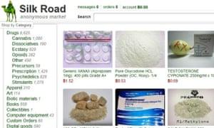 Silk Road Darknet