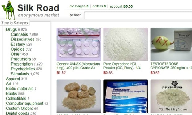 Silk Road sentencing: why governments can't win the war on