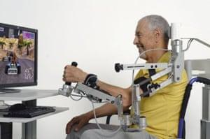 armeo spring rehab robot