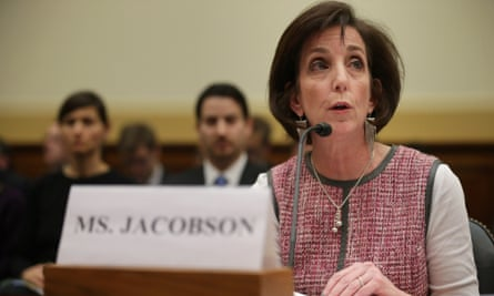 Assistant Secretary of State for Western Hemisphere Affairs Roberta Jacobson testifies about Cuba policy in Washington.