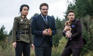 The Interview with Seth Rogen and James Franco