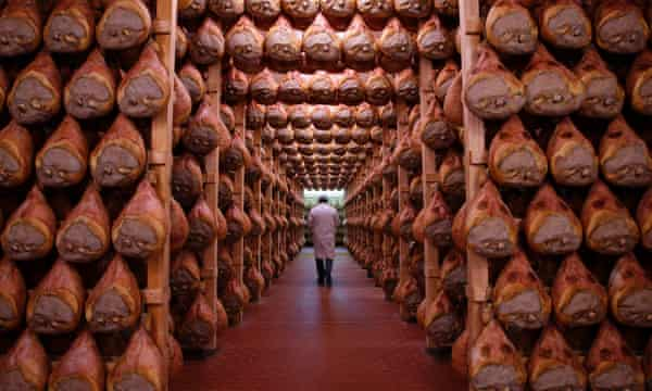 Parma hams dry in the Italian region designated for their production. But will TTIP undermine consumer protection laws that safeguard provenance of foodstuffs such as ham and cheese in Europe?