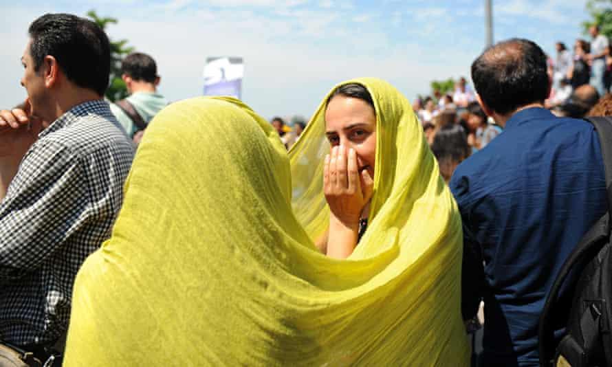 Turkey abortion protest