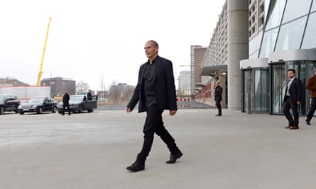 Minister Varoufakis