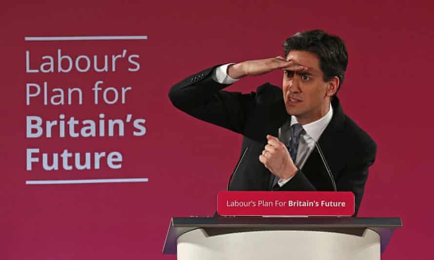 Labour Leader Ed Miliband.