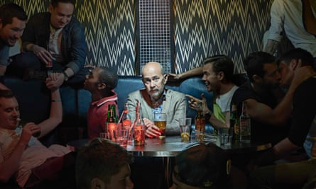 Vincent Franklin as Henry in Cucumber