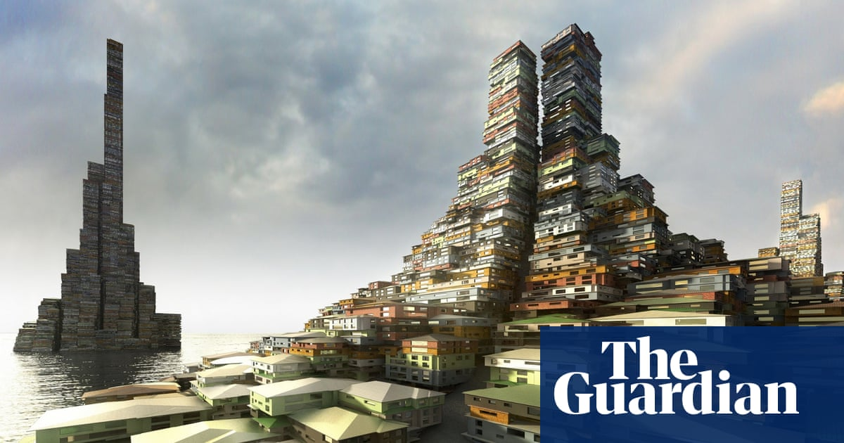 Past Visions Of Future Cities Where Are Our Flying Cars
