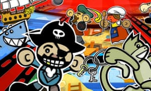 Google has bought Launchpad Toys, maker of apps including Toontastic Jr. Pirates.