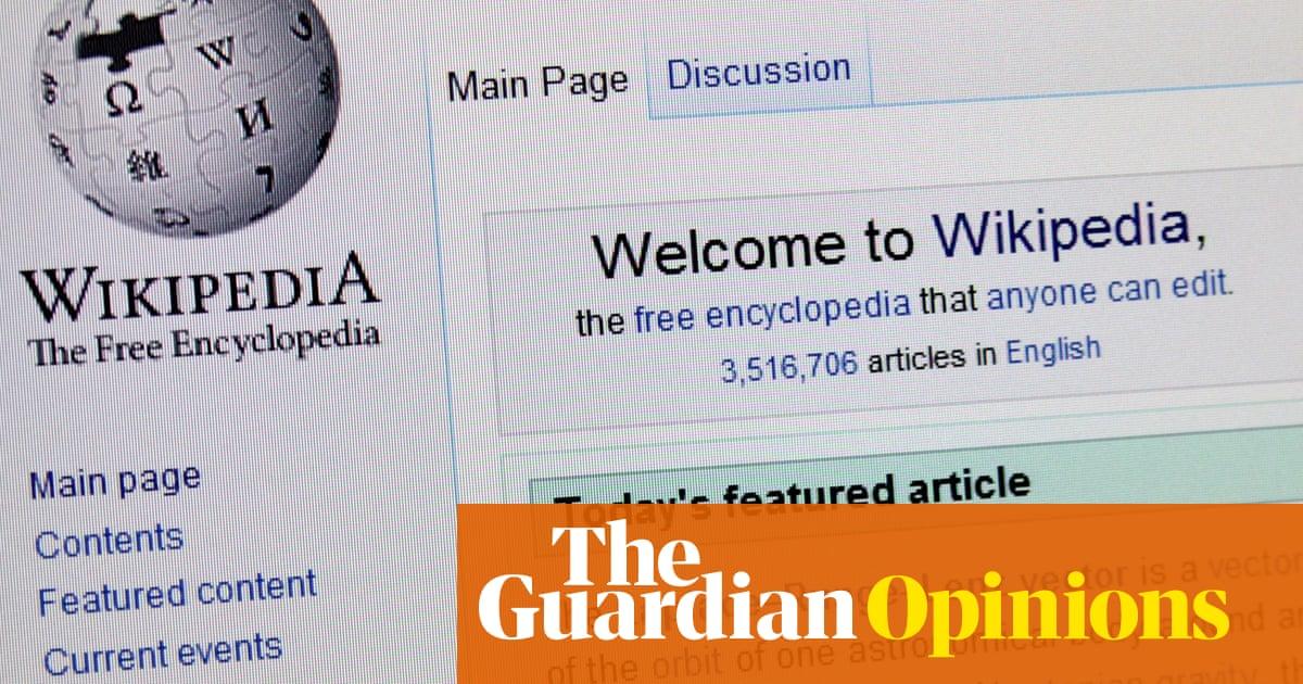 Why Wikipedias Grammar Vigilante Is Wrong David Shariatmadari