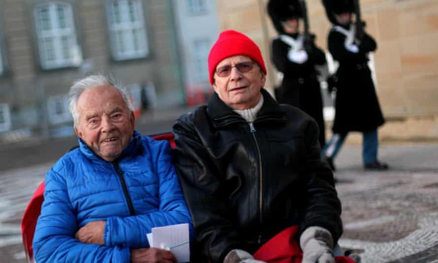 Bike blog : Cycling Without Age, Copenhagen