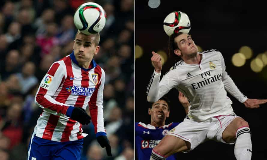 Do Antoine Griezmann and Gareth Bale make our Madrid derby combined XI?