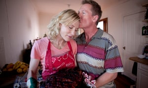 Cate Blanchett and Richard Roxburgh in The Turning
