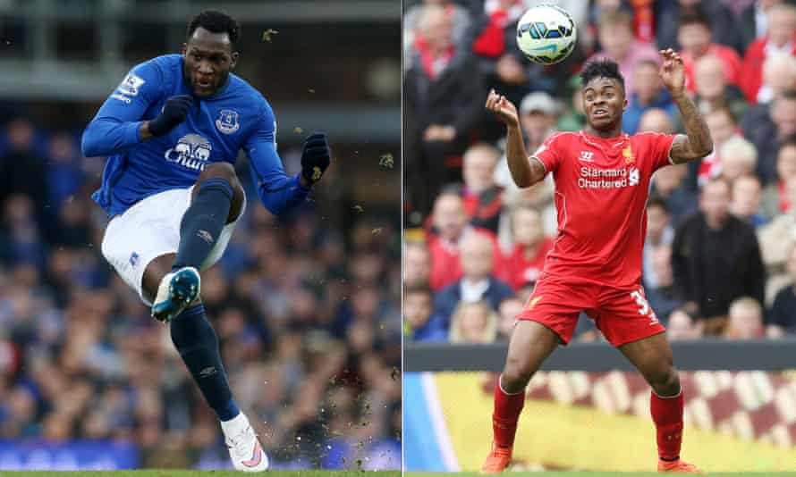 Who makes our Everton-Liverpool combined XI: Romelu Lukaku or Raheem Sterling?