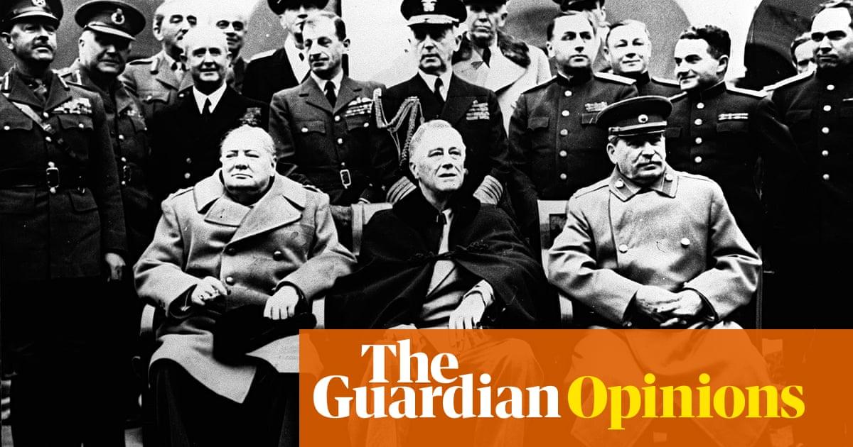 Vladimir Putin Is Rewriting Cold War History Natalie Nougayrde