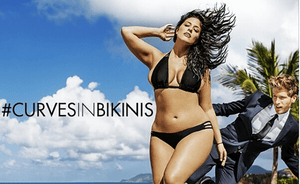 Sports Illustrated Swimsuit Issue Features Its First Ever Plus Size Model Media The Guardian