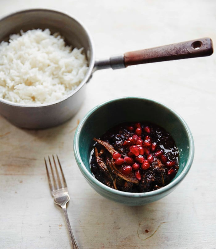 Our 10 Best Pomegranate Recipes Life And Style The Guardian