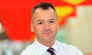 Andy Clarke, Asda chief executive.