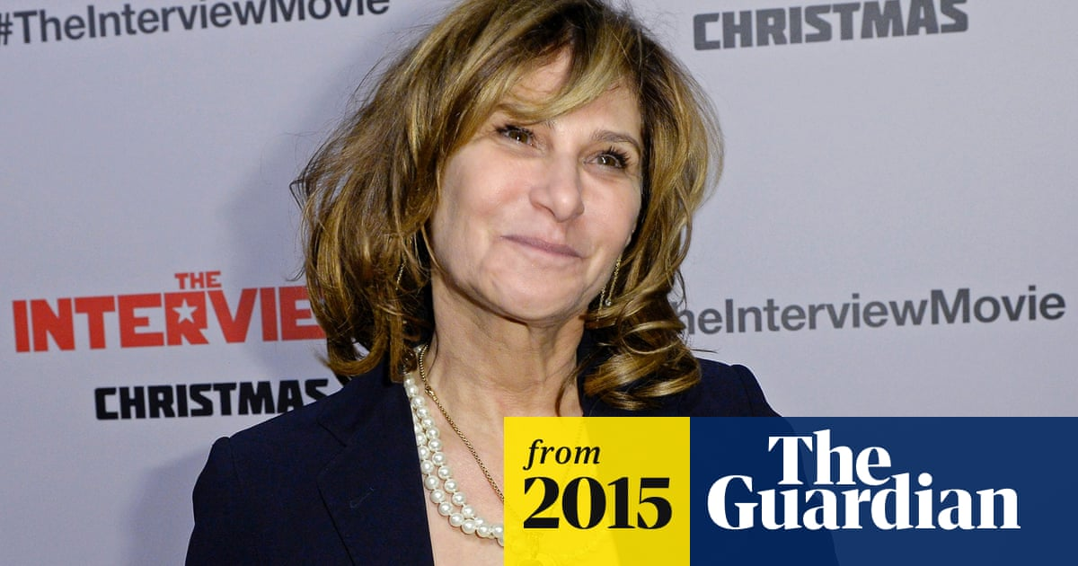 Amy Pascal steps down from Sony Pictures in wake of damaging email ...