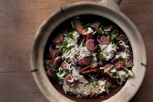 Chinese Sausage Rice