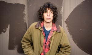 Too cool for stool: Tobias Jesso Jr, photographed in east London.