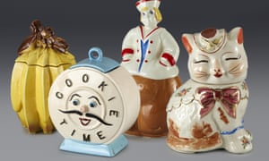 3. ANDY WARHOL. Cookie Jars assembly.jpgMagnificent Obsessions: The Artist as CollectorCookie jars formerly in the collection of Andy Warhol. Image courtesy the Movado Group