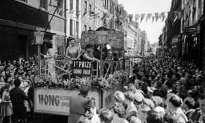 Soho fair, 1955