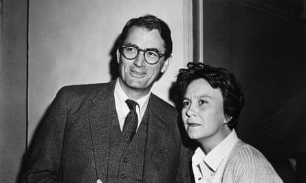harper lee gregory peck