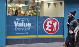 Poundland plans to buy smaller rival 99p Stores.