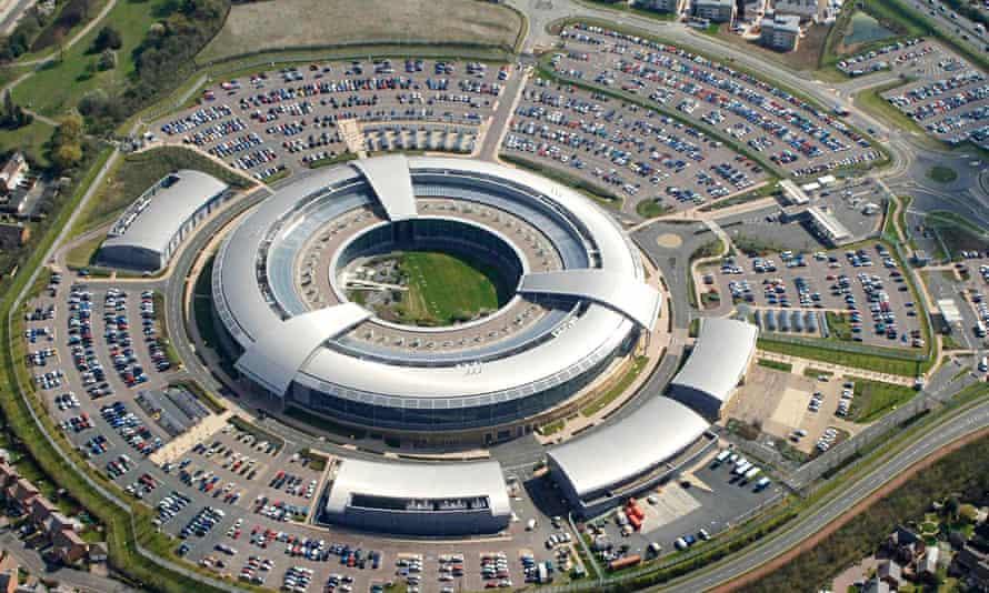 Britain's Britain's GCHQ