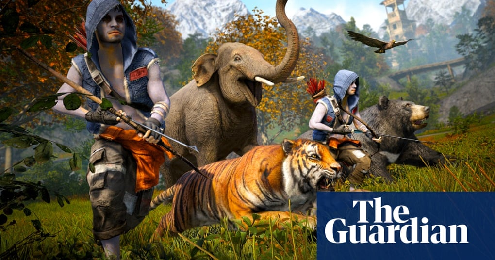 Why The Animals Are The Best Part Of Far Cry 4 Games The Guardian