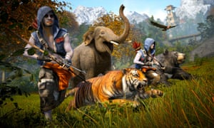 Why the animals are the best part of Far Cry 4 | Games | The