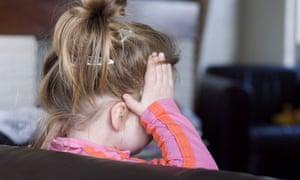 Child head ache