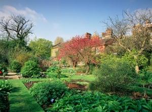 Chelsea Physic Garden.