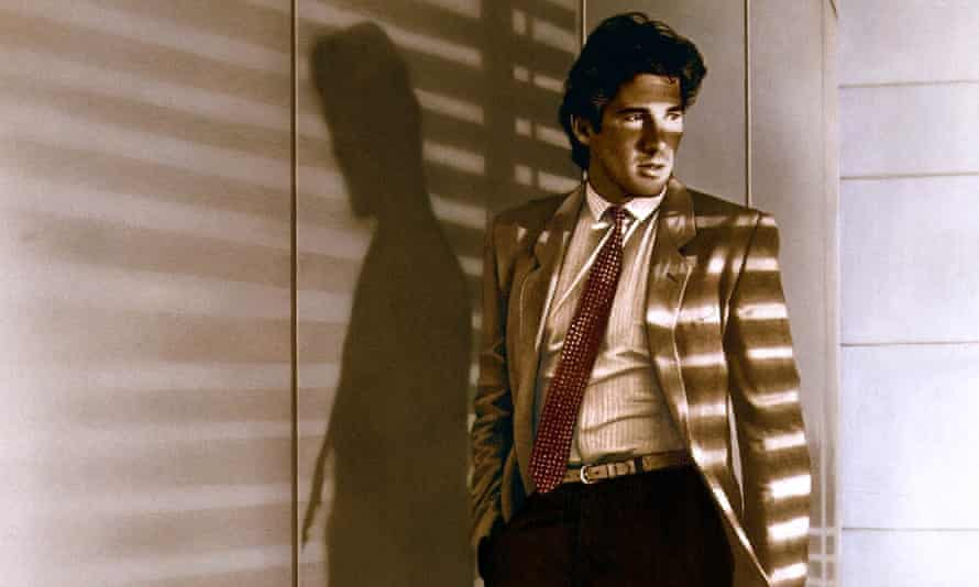 Richard Gere in a still from the film American Gigolo