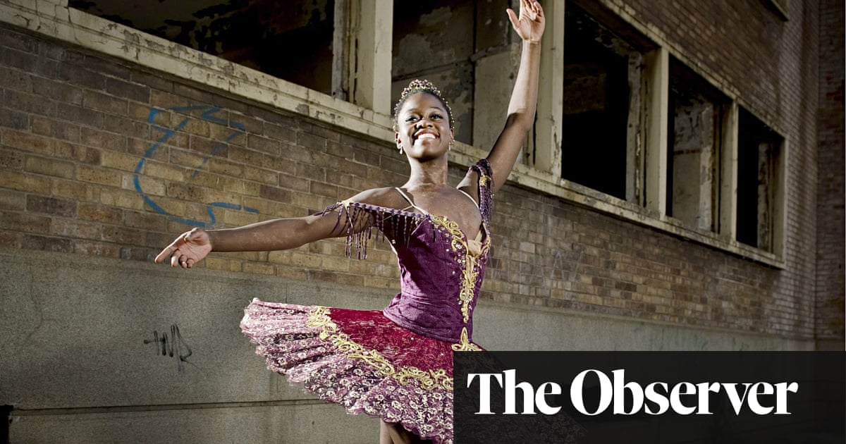 3b20cfb6d715 Michaela DePrince   There are practically no black dancers in ballet ...