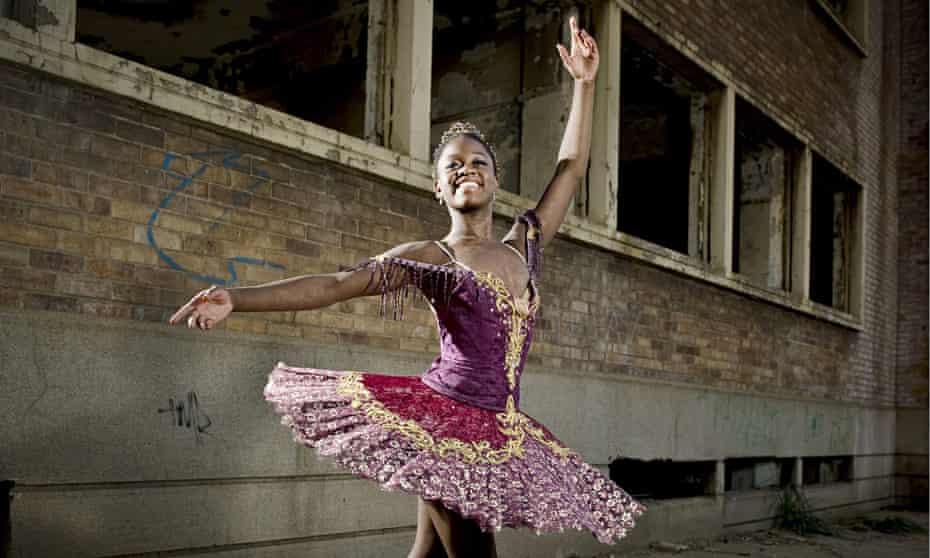 Ballet dancer Michaela DePrince